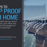 5 Tips To Keep Your Home Damp Proof