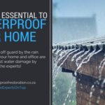 Why Waterproofing Your Home is Essential
